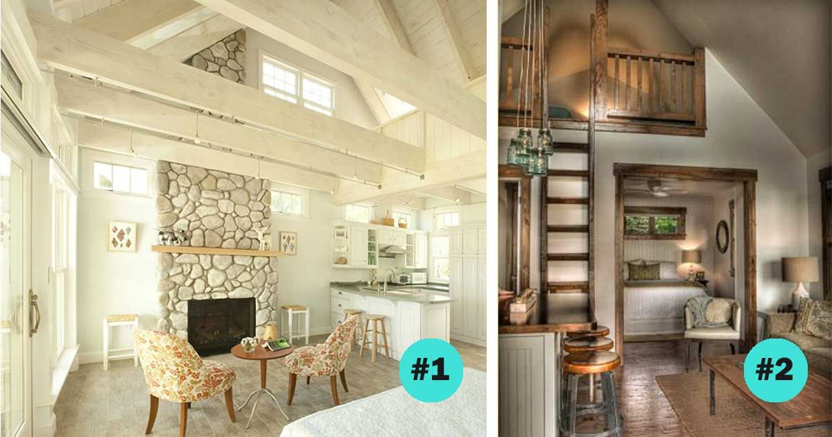 17 Absolutely Gorgeous Tiny Home D Cor Inspiration Ideas